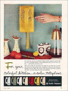 Pacific Telephone ad