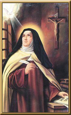 Carmelite Spirituality of St. Teresa of Jesus and St. John of the Cross | Teresian Spirituality | Carmelite Monks