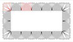 digitised longarm quilting design from www.houseofcreations.biz