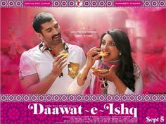 Daawat-e-Ishq (2014) Preview and HD video, Get Daawat-e-Ishq (2014) Latest Song Lyrics and also find all Daawat-e-Ishq Review n other song lyrics alert