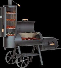 "JOE'S BARBEQUE SMOKER® - 20"" JOE's Chuckwagon®"