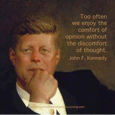 JFK....... enough said.