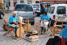 Tag des Handwerks in Stralsund auf dem Alten Markt in Stralsund. Kreishandwerkerschaft Rügen-Stralsund-Nordvorpommern