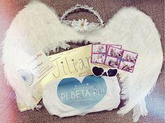 Pi Beta Phi angel goodies #piphi #pibetaphi