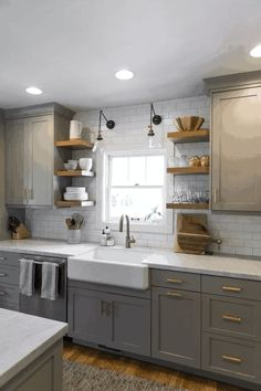 Home Interior Wood Check out this essential picture and look into the offered tips on Diy Kitchen Remodeling Ideas.Home Interior Wood Check out this essential picture and look into the offered tips on Diy Kitchen Remodeling Ideas Diy Kitchen Remodel, Home Decor Kitchen, Decorating Kitchen, Window Decorating, Kitchen Furniture, Wood Furniture, Apartment Kitchen, Small Kitchen Renovations, Boho Kitchen