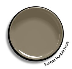 Resene Inside Back is a staunch, masculine greyed green. From the Resene Multifi. Interior Paint Colors, Paint Colors For Home, Paint Colours, Colours 2017, Interior Design, Resene Colours, Neutral Colors, Exterior House Colors, Exterior Paint