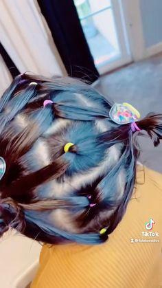 Cute Kids Hairstyles, Lulu Hairstyles, Easy Toddler Hairstyles, Easy Little Girl Hairstyles, Baby Girl Hairstyles, Summer Hairstyles, Baby Hair Growth, Girl Hair Dos, Hair Videos