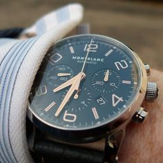 Fancy - Montblanc Timewalker Chronograph Automatic