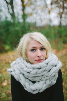 Hey, I found this really awesome Etsy listing at https://www.etsy.com/listing/169478539/chunky-infinity-scarf