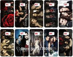 The Vampire Diaries Phone Cover For Samsung Galaxy Core Prime G360 DUOS i9082 S2 S3 S4 S5 Mini S6 S7 Edge Plus Note 2 3 4 5 Case