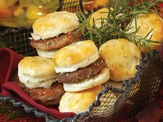 Fresh Pork Sausage Patties | This homemade sausage is best when made in advance, giving it more time to develop flavor. The patties can also be cooked in advance and refrigerated or frozen. Simply reheat them in the microwave when ready to serve.