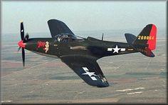 A Bell p-63 Kingcobra