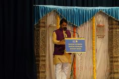 Sridhar Venkat, CEO, The Akshaya Patra Foundation, speaks at the event