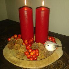#kaarsen #herfst #sfeer