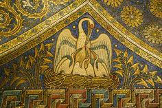 2.  Palatine Chapel (Carolingian Renaissance)  c. 786, mosaic, Palatine Chapel, Aachen. http://41.media.tumblr.com/73dde5aa9b786f29817054afb52c8ea4/tumblr_o53i94yNem1rbk6mfo2_r1_1280.jpg