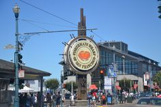 Welcome to Fisherman's Wharf, San Francisco's most famous waterfront community. Explore the area. Your list of places to visit starts here. Fisherman's Wharf San Francisco, San Francisco Tours, The Neighbourhood, Beautiful Places, Places To Visit, California, Explore, Park, World