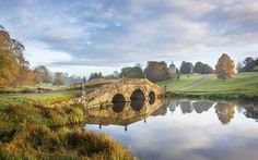 How many of these Capability Brown landscapes can you identify? I got 5 out of 8 right!