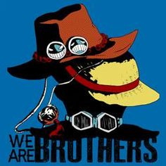 Shirt - One Piece: We are Brothers