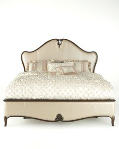 """""""Pearlized"""" Bedroom Furniture - Horchow"""