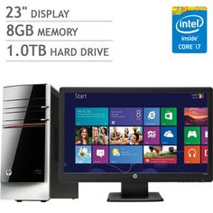 Costco: HP ENVY 700xt Desktop | Intel Core i7