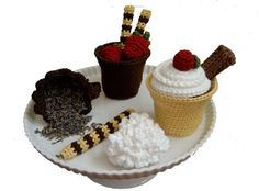 Drink Cups Crochet Patterns
