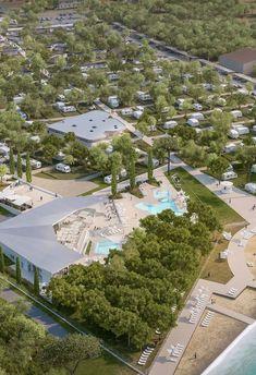 Premium Camping Zadar | FALKENSTEINER Hotels & Residences Glamping, Parks, Hotels, Strand, Croatia, Sidewalk, Single Wide, Family Activity Holidays, Campsite