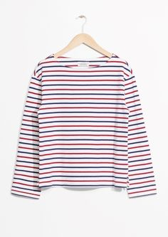 & Other Stories | Stripe Top