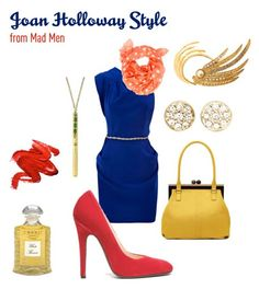 Joan Holloway's Style from Mad Men