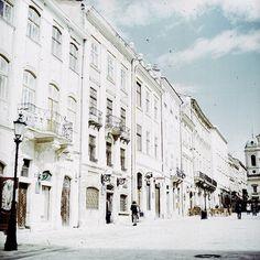 Old Town streets - Lviv, Ukraine