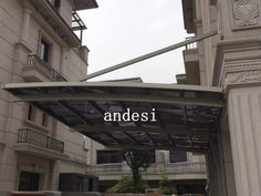 newest design cantilever canopy