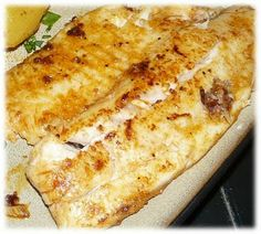 Grilled Tilapia Fillet...was dinner tonight 2/4/14 and we loved it