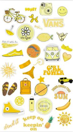 15 Super Ideas For Yellow Aesthetic Wallpaper Funny yellowaesthetic 809592470500332373 Realistic Flower Drawing, Simple Flower Drawing, Easy Flower Drawings, Easy Drawings, Drawing Flowers, Painting Flowers, Bubble Stickers, Phone Stickers, Cute Stickers