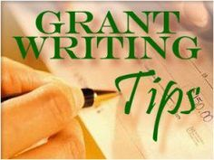 Many people have received free money - grants for themselves, their new company…