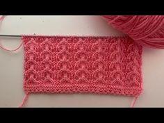 Beautiful Easy Knitting Stitch Pattern For Cardigan/Sweater/Ladies Jacket - YouTube