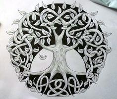 celtic tree tattoo designsceltic tree of life by tattoo design tree tattoo ideas fpnahn HD wallpaper - HD Wallpaper Collection