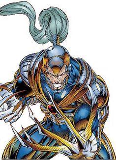 Warblade Comic Book Characters, Marvel Characters, Comic Character, Comic Books Art, Character Design, Book Art, Dc Comics, Image Comics, Image Hero