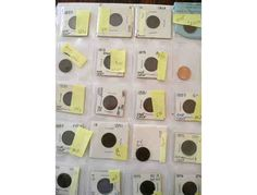 Coins in this package include: Indian Head Pennies-1859, 1865, 1868, 1873,1875 (2), 1878, 1881 (2), 1883, 1889, 1891, 1892 (2), 1893 (2), 1895, 1896. Lincoln Pennies-1909 (2), 1910, 1913, 1915 (2) 1917 (2) 1927, 1928 (2), 1929, 1940 (2), 1941, 19...