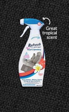 Refresh Carpet Upholstery Cleaner Removes Food Grease Dirt And Stains And Has A Great  C B Upholstery Cleanercanadian Tireroad