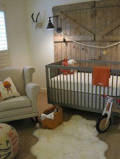 love this nursery for a boys room