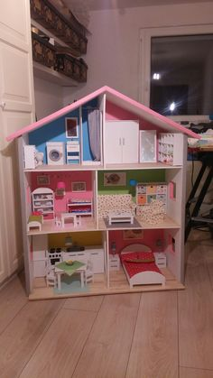 Barbie, Loft, Bed, Furniture, Home Decor, Gardens, Homemade Home Decor, Stream Bed, Lofts