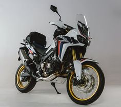 SW-Motech kit out Africa Twin - http://motorcycleindustry.co.uk/sw-motech-kit-out-africa-twin/ -