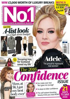 Take a look at issue 163! #no1magazine #scotland