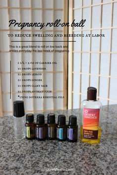 Pregnancy-roll-on-ball-to-reduce-swelling-and-bleeding-at-labor-doterra-essential-oils-purelytwins