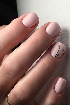 30 Pinterest Nails Ideas You Will Like ❤ See more: http://www.weddingforward.com/pinterest-nails/ #wedding