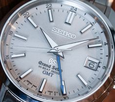 Grand Seiko Hi-Beat 36,000 GMT Watch Hands-On Hands-On