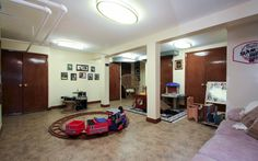 Basement, Rec Room, Storage, Downstairs, Play Room