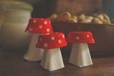 egg carton mushrooms by h-jane, via Flickr