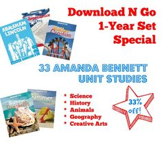 Giveaway of a whole year!! Download N Go 1 year set with 34 titles!