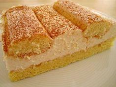 Apfelmus - Schnitten, ein schönes Rezept aus der Kategorie Kuchen. Bewertungen: 20. Durchschnitt: Ø 4,1. Funny Cake, Cakes And More, No Bake Cake, Vanilla Cake, Color Mixing, Bakery, Food And Drink, Menu, Pie
