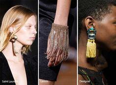 Spring/ Summer 2017 Jewelry Trends: Tasselled Jewelry